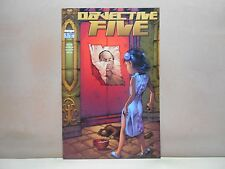 OBJECTIVE FIVE Vol. 1 #6 of 6 2000 IMAGE 9.0 VF/NM Uncertified