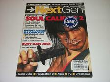NextGen ~ Lifecycle 2 Vol.3 #12 ~ USA / American Magazine ~ Soul Calibur 2 Cover