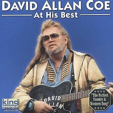 David Allan Coe - At His Best (2014) - New - Compact Disc