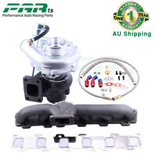 For Nissan Patrol GR GQ Y60 4.2 L TD42 Diesel Turbo & Manifold & Oil line Kit