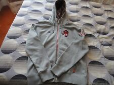 Nike james jarvis angleterre football sweat à capuche taille m rare!!!