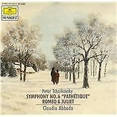 Tchaikovsky: Symphony, No. 6: Pathetique,  Romeo & Juliet, , Good Import