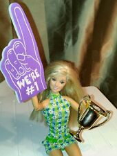 Barbie Foam Finger & Trophy for Sports Accessories - Choice of Color
