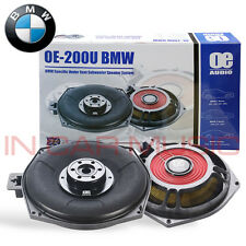 "BMW OE Replacement 8"" Inch Underseat Car Subwoofer For 1 3 5 Series X1 X5 X6"