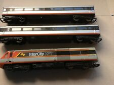 "HORNBY OO R 696 BR CLASS 43 125 HST ""XPT SUPER TRAIN SET """