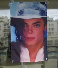 Brand New MJ Billie Jean Style Michael Jackson Excellent Banner Flag