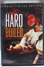 Hard Boiled john woo's special limited edition ntsc import dvd
