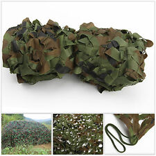 4m X 1.5m Army Stealth Camouflage Net/Camo Netting Hunting/Shooting Shelter Hide