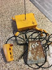 VINTAGE COX ROCKET LAUNCH PAD Control System. As Is
