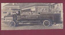 PHOTO - 080814 - AUTO CAMION DE DION BOUTON vers 1910 SASM N° 801