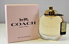 Coach New York 3.0 Oz / 90 Ml Eau De Parfum Spray For Women SEALED NEW BOX