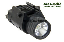 SE GEAR M3 R2 180 Lumens CREE LED Tactical Weaponlight Black SE-LA-M3LED