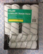 "Harris 4310 T Class Delta Paint Roller And Tray Set With 6 Sleeves 9"" x 1.3/4"""