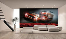 3D Cinema 1 Wall Mural Photo Wallpaper GIANT WALL DECOR PAPER POSTER