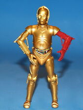 STAR WARS TFA BLACK SERIES #29 C-3PO RESISTANCE BASE 6 IN. LOOSE COMPLETE