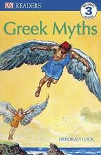 DK Readers L3: Greek Myths Lock, Deborah Paperback
