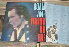 Adam Ant - LP (VG+) Friend Or Foe - Goody Two Shoes / CBS 1982 mit OIS