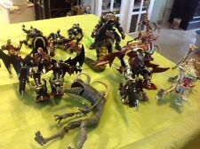 Todd McFarlane's Spawn Series Action Figure Lot Of 11