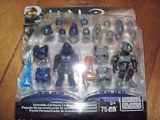 Mega Bloks Halo CNH21 COVENANT ARMOR CUSTOMIZER PACK 75 pcs Sealed NEW