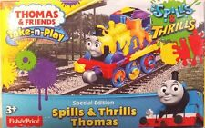 THOMAS & FRIENDS TAKE N PLAY COLLECTOR ENGINE SPILLS & THRILLS THOMAS EXCL *NEW*