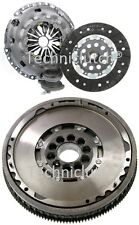 LUK DUAL MASS FLYWHEEL AND CLUTCH KIT WITH CSC VOLVO XC70 CROSS COUNTRY 2.4 AWD