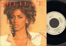 "SHEILA E 7"" Inch SINGLE The Belle of St Mark Too Sexy 1984 PRINCE"