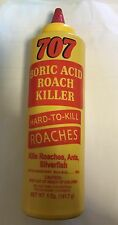 707- Super Zap A Roach Killer, Hard -To-Kill Ants & silverfish With Boric Acid