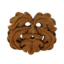 Oak King Plaque - Dryad Designs - Leafman Greenman Tree God Wiccan Pagan Wicca