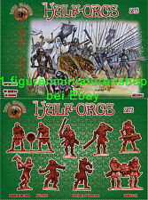 1:72 FIGUREN ALL 72017 HALF-ORCS SET 3 - DARK ALLIANCE