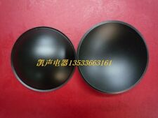 1 Pair NEW 92mm SUBWOOFER / BASS SPEAKER DOME DUST PP CAP COVER #Z556 ZY