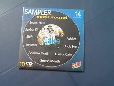 CD CAKE SEVEN HATE JUNKIE XL JUNKSTER ANDREW DORFF UNCLE HO LUNATIC CALM