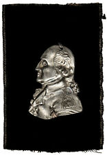 1800 George Washington Funeral Medal Badge VICTOR SINE CLADE Baker-164 Near Mint