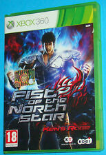 Fist of the North Star - Ken's Rage - Microsoft XBOX 360 - PAL