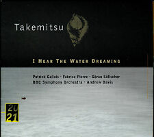 TAKEMITSU  i hear the water dreaming / DIGIPACK