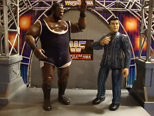 WWE Mark Henry action figure.