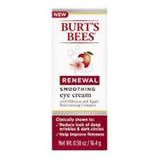 BURT'S BEES RENEWAL SMOOTHING EYE CREAM WITH HIBISCUS & APPLE