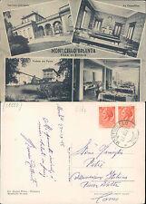 MONTICELLO BRIANZA,VEDUTINE DEL PAESE -LOMBARDIA(LC) - F.G.N.40730
