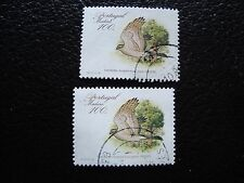 MADERE (portugal) - timbre yvert et tellier n° 128 x2 obl (A28) stamp (Y)