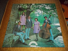 He Did It All For Me ~ With The Ward Family - Rare Christian Xian Gospel