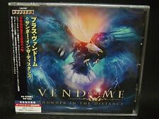 PLACE VENDOME Thunder In The Distance + 1 JAPAN CD Helloween Unisonic Sunstorm