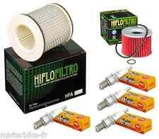 Pack Révision Entretien Filtre à Huile/Air bougies YAMAHA FZR 1000 genesis 87-88