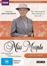 Agatha Christie's Miss Marple : Collection 3 (DVD, 2016, 3-Disc Set) (Region 4