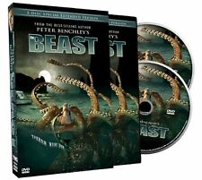 THE BEAST (1996 Peter Benchley) 2 disc Sp edition  DVD - UK Compatible - sealed