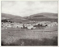 Dufftown, Banffshire, 1900s photographic view