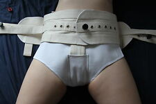 Crotch strap shield for Segufix medical restraint humane posey hospital