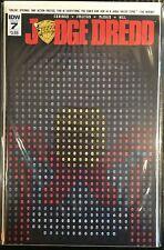 Judge Dredd #7 NM- 1st Print Free UK P&P IDW Comics