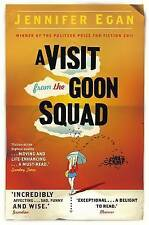 JENNIFER EGAN A Visit from the Goon Squad (Paperback, 2011) Good Book