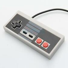 Classic Game USB Controller For NES Windows 98/XP/Vista/7/8 PC Black & Gray