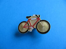 New Bicycle / Cycle pin badge. Enamel.