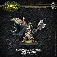Hordes: Circle Orboros Blackclad Wayfarer PIP 72028